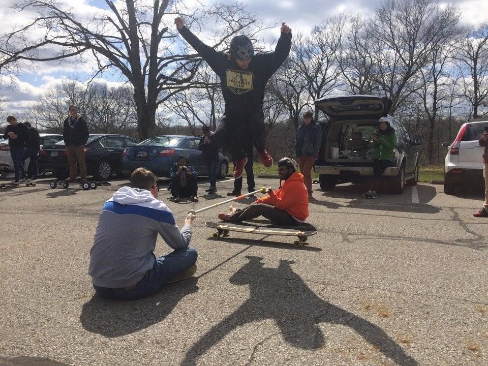 Hippy Jump Longboarding